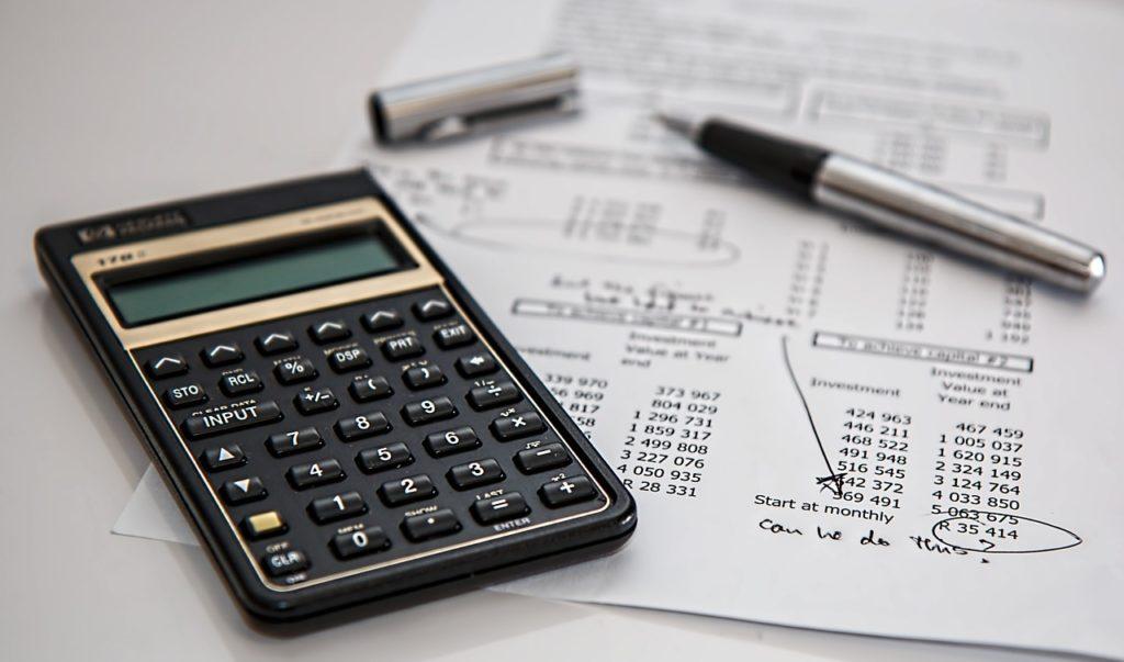 investir dans l'immobilier sans apport - calcul