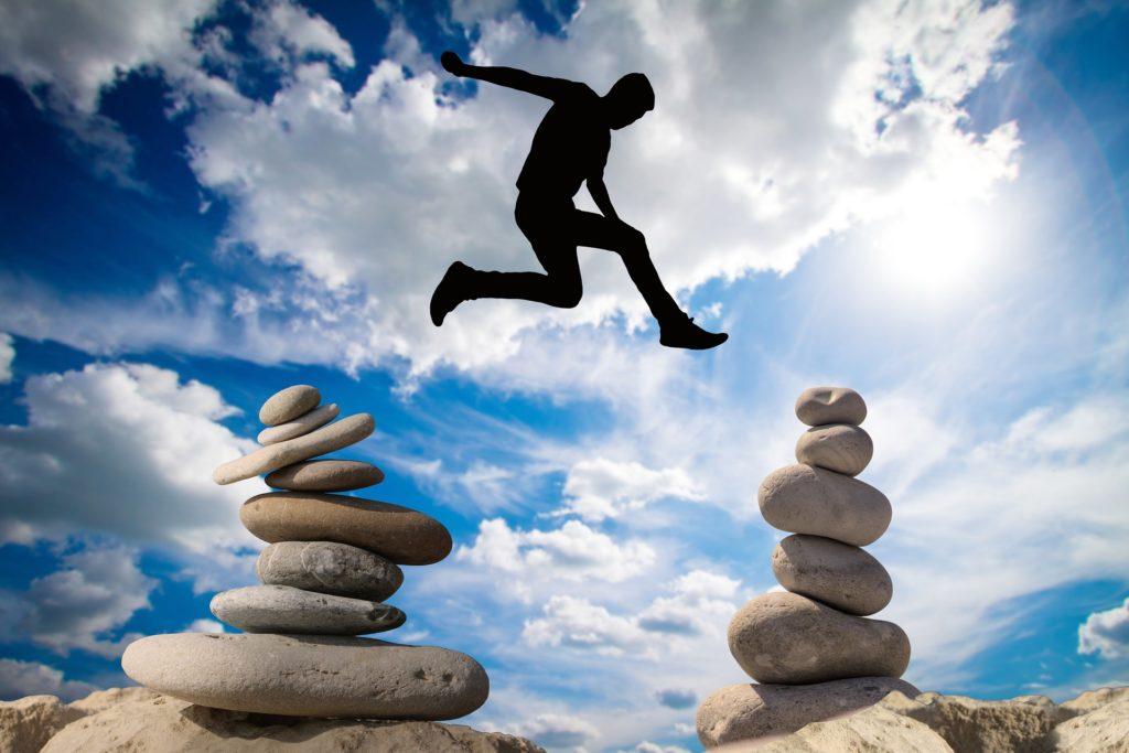 Qualités d lazyload'un bon entrepreneur - Le courage