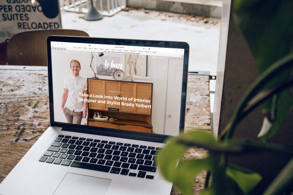 Business en ligne - Créer un blog
