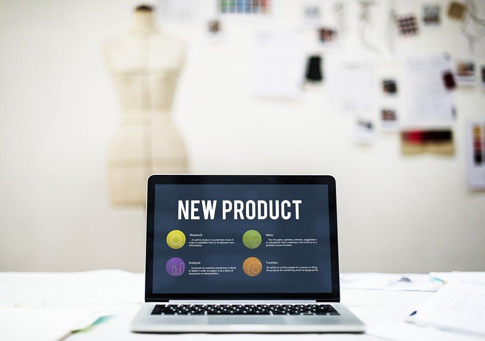 Lancement produit- nouveau produit