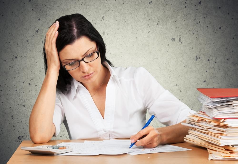 Acte notarié - Assistante du notaire