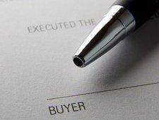 Achat immobilier - signature du contrat