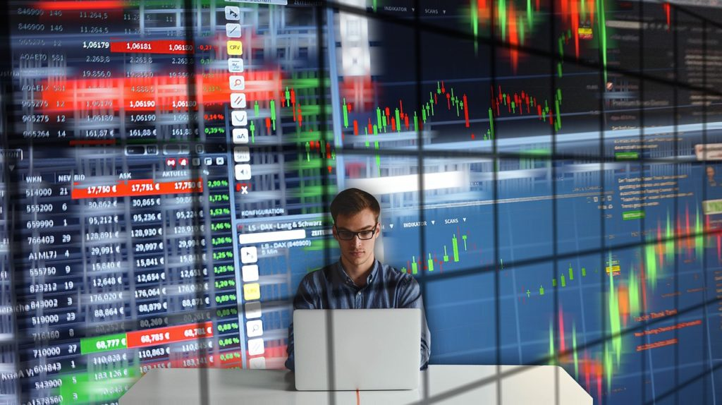 Libre financièrement - Le placement en bourse n'est pas une solution rassurante
