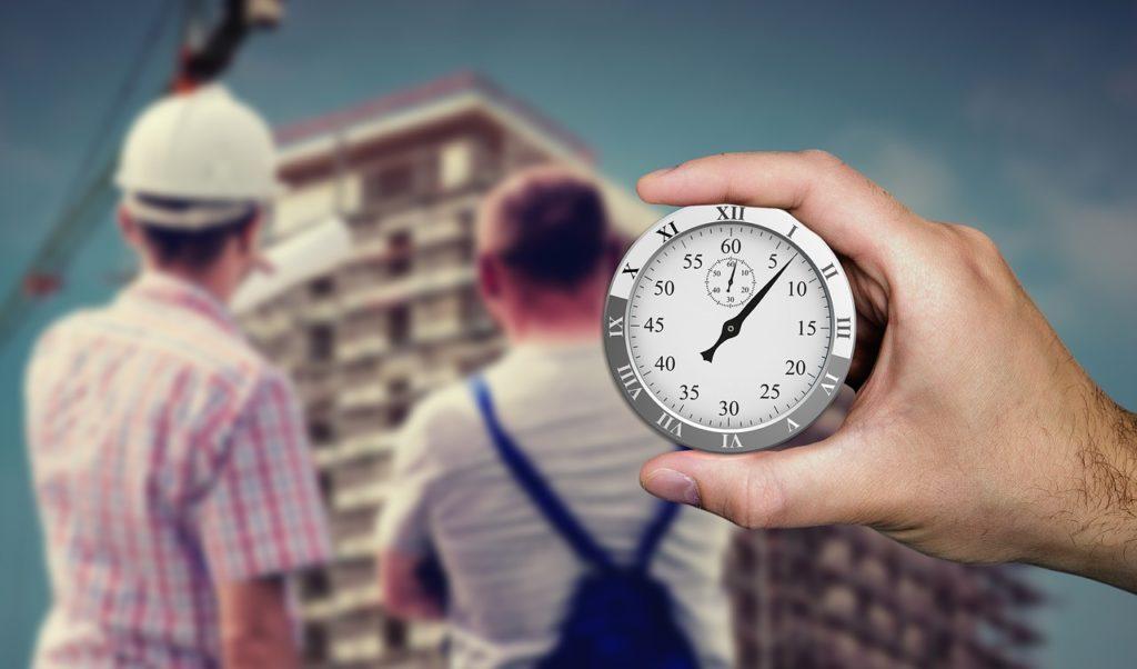 Devenir riche - définir un chronogramme