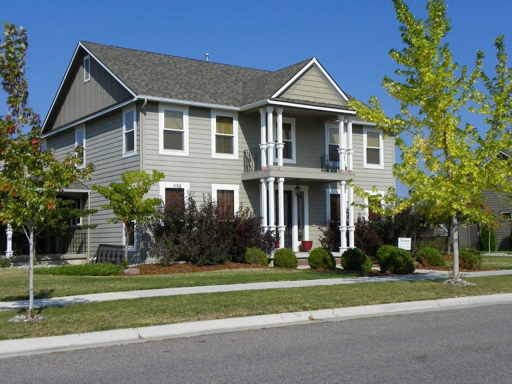Prêt immobilier - Le patrimoine immobilier est une preuve de garantie
