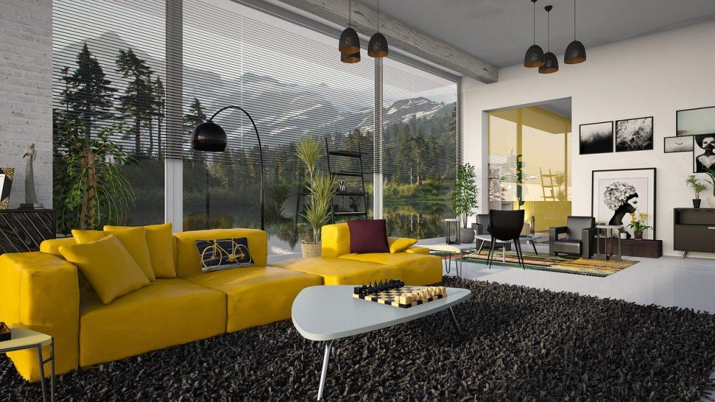 Les riches - Rénover un appartement est un acte de grande valeur